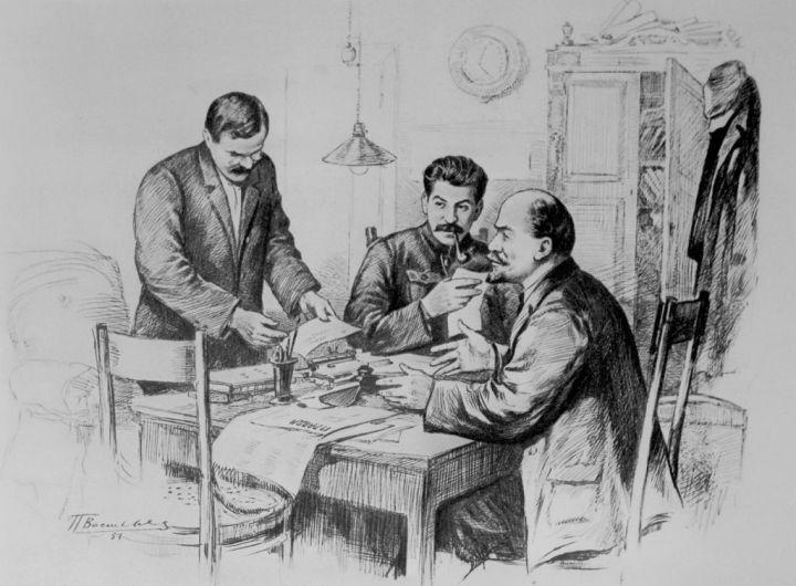 23-piotr-vasiliev-1909-1989-vyacheslavmolotov-stalin-lenin