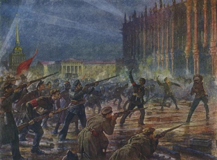 44-vladimir-aleksandrovich-kuznetsov-1874-1960-storming-the-winter-palace